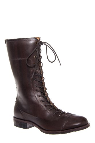 Timberland Boot Company Lucille 10 Inch Mid Calf Low Heel Lace Up Boot
