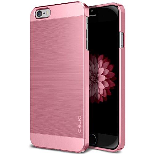 iphone 6s case obliq slim meta metallic pink premium. Black Bedroom Furniture Sets. Home Design Ideas