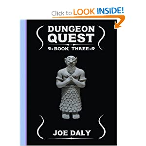 Dungeon Quest: Book Three (Vol. 3)  (Dungeon Quest)