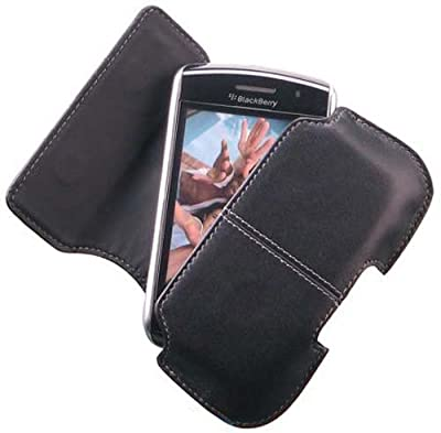 Blackberry Leather Horizontal Holster for BlackBerry - Original OEM - Non-Retail Packaging from Blackberry