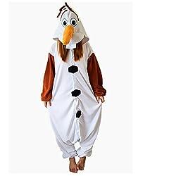CASA Adult Unisex Fleece Cosplay Romper Anime Kigurumi Pajamas Hoodie Pyjamas
