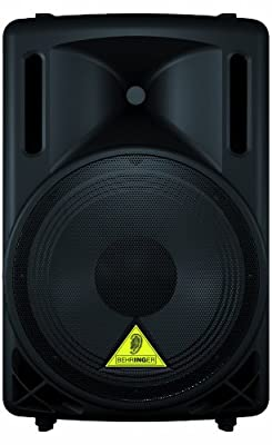 Behringer EUROLIVE B212D Active 550-Watt 2-Way PA Speaker System with 12-inch Woofer and 1.35-inch Compression Driver from Behringer