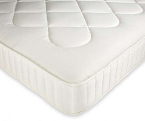 3Ft Single Mattress In Quilted Damask