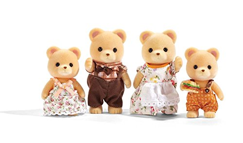Calico Critters Cuddle Bear Family Doll (Bear Family compare prices)