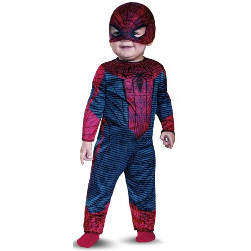 Spider-Man Movie Costume - Newborn