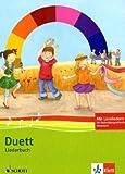 Duett - Liederbuch 1.-4. Schuljahr title=