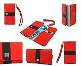 DFV mobile - Etui Tasche Schutzhülle aus Premium mit Motiv