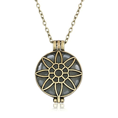 yc-top-original-design-unique-hollow-sunflower-noctilucent-retro-pendant-necklace