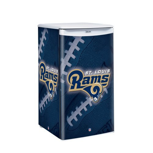 NFL St. Louis Rams Counter Top Refrigerator