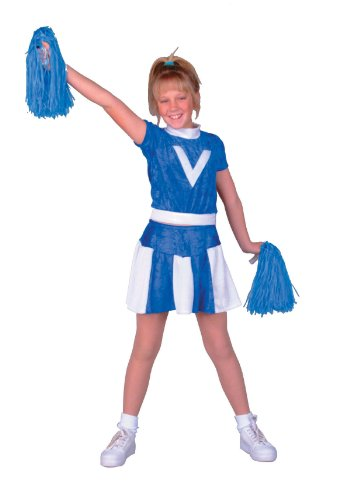 Long Sleeve Cheerleader Costume
