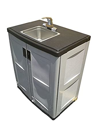 Amazon Com Portable Sink Self Contained Hand Wash Station