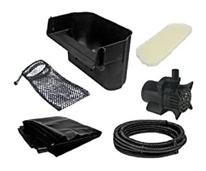 Beckett 7125210 Waterfall Kit (Discontinued by Manufacturer)
