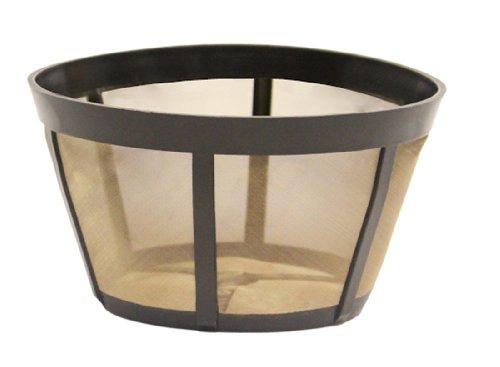 GoldToneTM Permanent Reusable Basket Coffee Filter, Fits BUNN®* Coffee Makers
