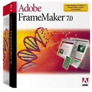 Adobe Pagemaker 7 0 2 Upgrade Version  Old VersionB0001ANA7O