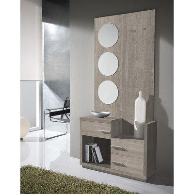 Garderoben-Set Farbe: Eco