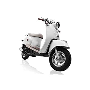 motorroller saro bella 50ccm wei motorroller 50 ccm. Black Bedroom Furniture Sets. Home Design Ideas