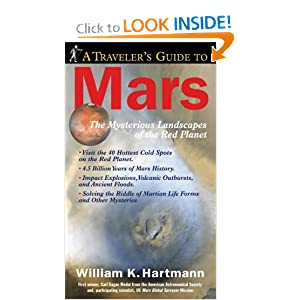Mon premier blog a travelers guide to mars william k hartmann fandeluxe Image collections