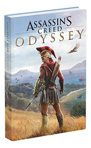 Assassins Creed Odyssey Official Collectors Edition Guide [Bogenn, Tim - Sims, Kenny] (Tapa Dura)
