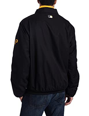 MLB Pittsburgh Pirates Adult Long Sleeve Therma Base Premier Jacket