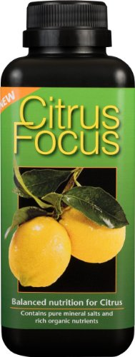 Growth Technology GTCIT500 500ml Citrus Focus Balanced Liquid Concentrated Fertiliser
