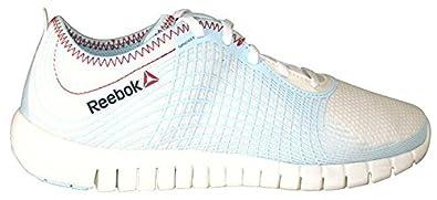 Buy Reebok Ladies Reebok Z Goddess Chalk Cool Breeze China Red Running by Reebok