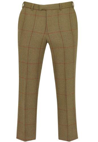 Brook Taverner Invernes Suit Trousers in Tweed 42L
