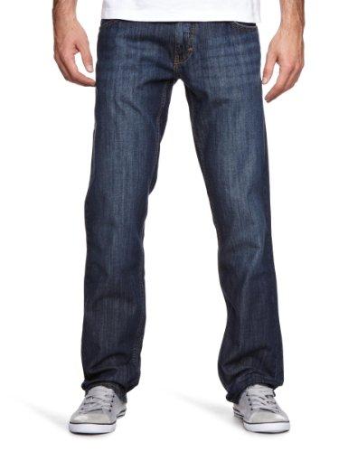 O'Neill The Tube Denim Straight Men's Jeans Basic Blue Dark W30 INxL32 IN