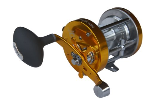 Ming Yang Baitcasting Fishing Reel CL80-A, Gold
