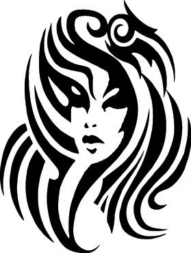 pinup girls eps vector sign clipart volume 2 software