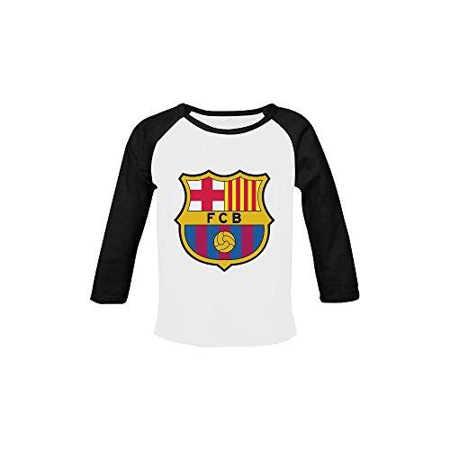 Jonnert Unisex Fc Barcelona Logo Baby Organic Long Sleeve Shirt (Borba Water compare prices)