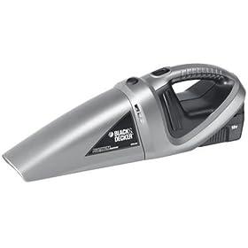 Black & Decker SPV1800 18V Cordless Platinum Series Hand Vac