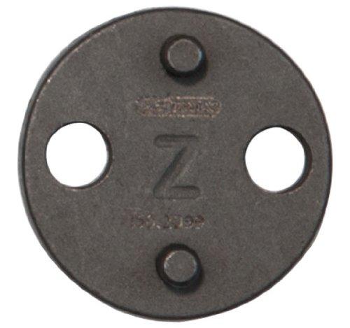 KS Tools 150.2099 - Adattatore Z per utensile per la lavorazione dei pistoncini dei freni, ø 28 mm