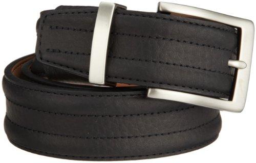 Nike Basic Tripunto G-Flex Belt (Black, 38)