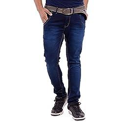 URBAN FAITH Blue jeans for male from Urban Faith