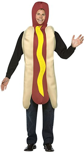 Morris Costumes Hot Dog Costume Adult
