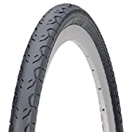 Kenda KWest K193 Cross/Road Bicycle Tire - Black/Black