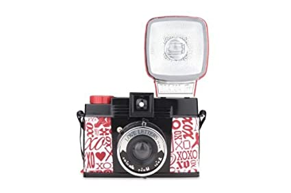 Lomography Diana FPlus Love Letters Camera