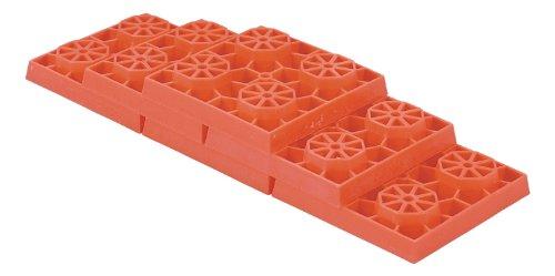 Tri-Lynx 00015 Lynx Leveler for RV Leveling Block with Nylon Storage Case, (Pack of 10)