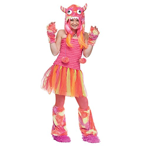 Teen Wild Child Monster Costume Teen front-991434