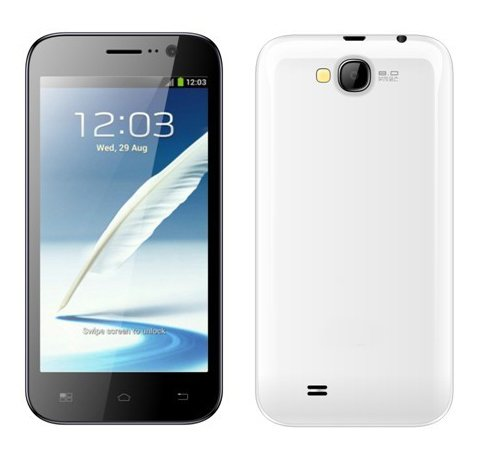 Flying F600 4.7 inch MTK6589 Quad Core 1.2 GHz android 4.1 Jelly Bean 3G smartphone dual sim 1GB RAM 8MP WIFI GPS Reviews