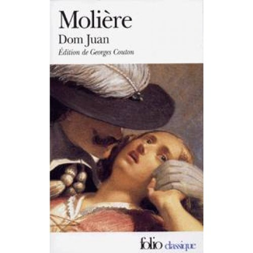 Dom Juan (Folio (Gallimard)) (French Edition)
