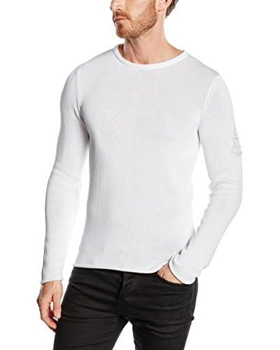 Armani Jersey Blanco