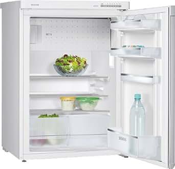 Siemens KT16LPW42 Kühlschrank / A+++ / 85 cm Höhe / 95 kWh/Jahr / 121 L Kühlteil / 16 L Gefrierteil / LED Licht / safetyGlas / weiß
