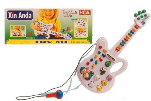 Imagen principal de Cosas 662050 - Guitarra C/Micro Melodías Y Animales 45C
