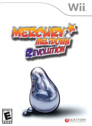 Mercury Meltdown: Revolution - Nintendo Wii - 1