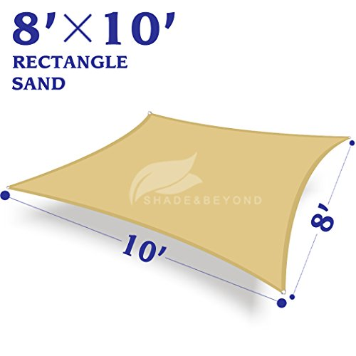 shadebeyond-8-x-10-rectangle-sand-color-sun-shade-sail-uv-block-for-outdoor-facility-and-activities