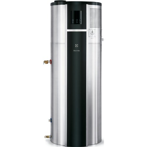 Electrolux Ee66Wp30Ps Energy Star Electric Hybrid Heat-Pump Single Vent Water Heater, Stainless Steel
