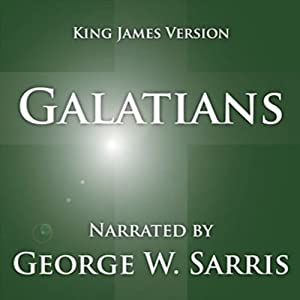 The Holy Bible - KJV: Galatians Audiobook