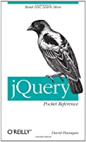 jQuery Pocket Reference Front Cover