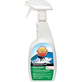 303 Products 30650 High Tech Fabric Guard with Water Repellant - 32 oz.